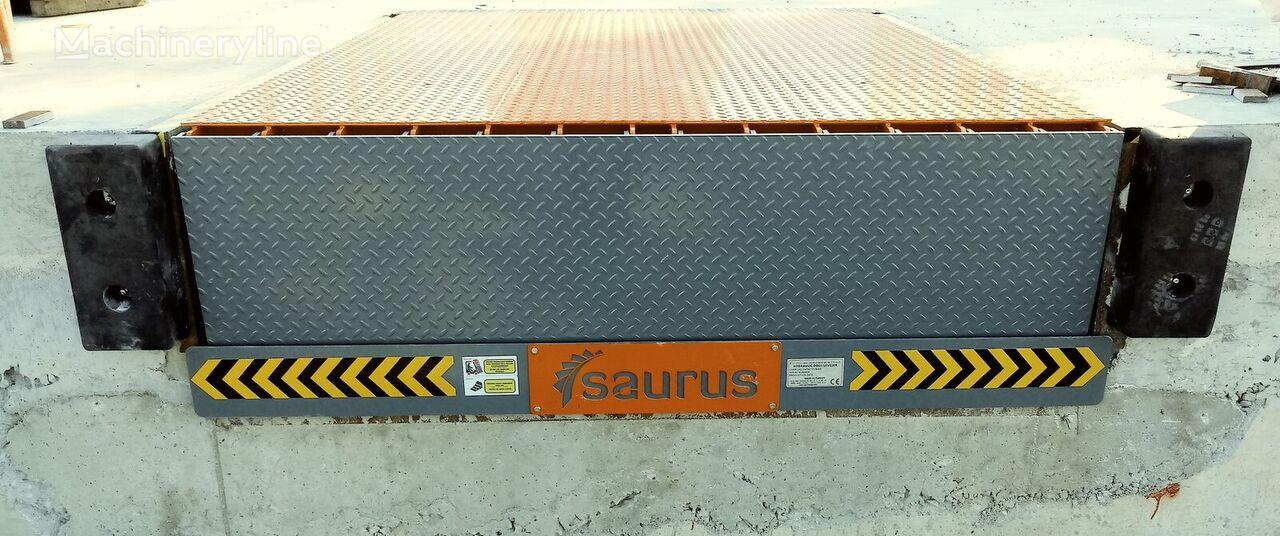 neue SAURUS HINGED RAMP Überladebrücke