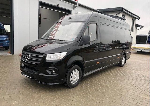 neuer MERCEDES-BENZ Sprinter 319 CDI Neues Modell 907 Komb-Komfort 9 Sitzer , DVD,Kü Kleinbus