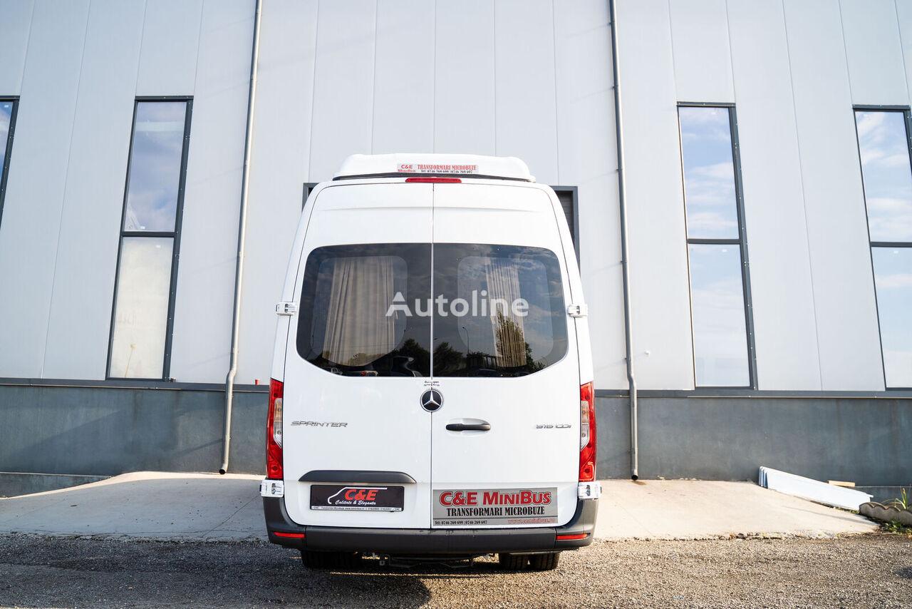 neuer MERCEDES-BENZ Sprinter 516 Kleinbus