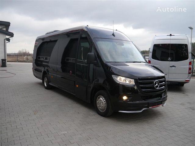 neuer MERCEDES-BENZ Sprinter 516CDI Sofort Verfügbar Neues Modell 6,1To. Komfort 24  Kleinbus