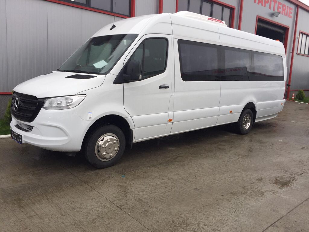 neuer MERCEDES-BENZ Sprinter IDILIS 519,  *COC*  prolonged with 50cm fiber/steel, ST Kleinbus