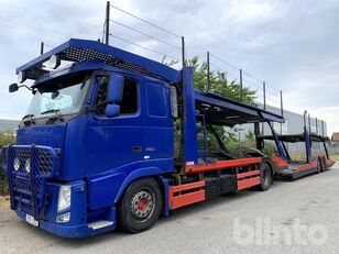 VOLVO FH 460 Autotransporter
