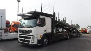 VOLVO FM13 420 Autotransporter Kassbohrer Autotransporter + Autotransportanhänger