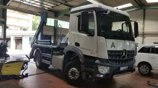 MERCEDES-BENZ Arox 1835 Meiller Containerchassis LKW