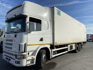 SCANIA Scania 124 - 420 Frigo Isotherm LKW