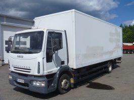 IVECO EuroCargo 120 E18 Koffer-LKW