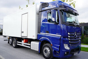 MERCEDES-BENZ Actros 2545 BigSpace / E6 / 6x2 / 19 EPAL / TK T-1000R / Retarde Kühlkoffer LKW