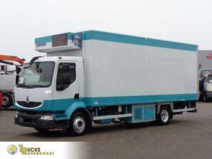 RENAULT Midlum 190 DCI + Dhollandia Lift + FRIGOBLOCK Kühlkoffer LKW