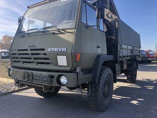 STEYR 1291.320 P43/M 4x4 Pritsche mit Plane Militär LKW