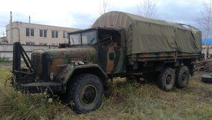 MAGIRUS-DEUTZ JUPITER   Militär LKW für Ersatzteile