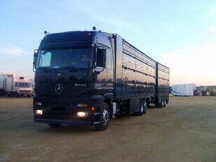 MAN ACTROS 2548 Pferdetransporter LKW