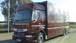 RENAULT PREMIUN 340 Pferdetransporter LKW