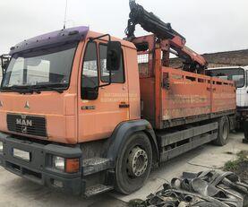MAN 18.284 L89 HDS  Pritsche LKW
