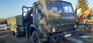 KAMAZ 5320+KRANAS Pritsche LKW