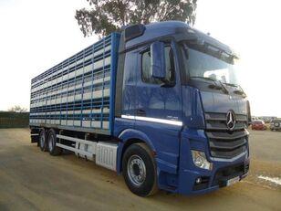 MERCEDES-BENZ ACTROS 2545 Viehtransporter LKW