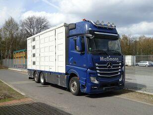 MERCEDES-BENZ Actros 2551 6x2  Viehtransporter LKW
