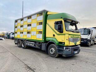 defekter RENAULT PREMIUM 460  Viehtransporter LKW