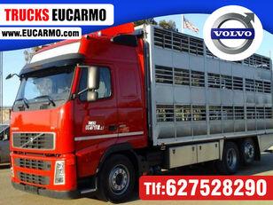 VOLVO FH13 400 Viehtransporter LKW