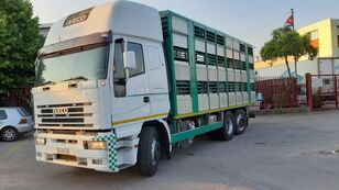 IVECO Eurostar 240E42 Viehtransporter LKW