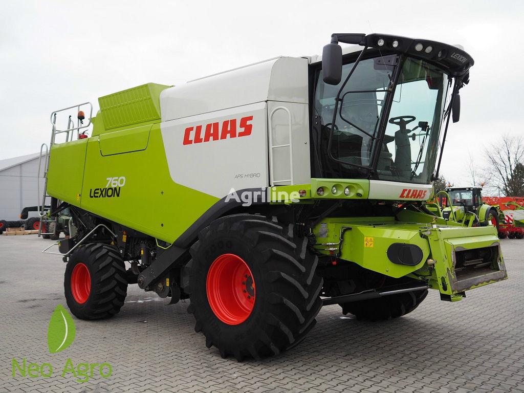 CLAAS Lexion 760  Mähdrescher