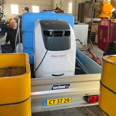 Heatweed MID 3.0 Anbauspritze