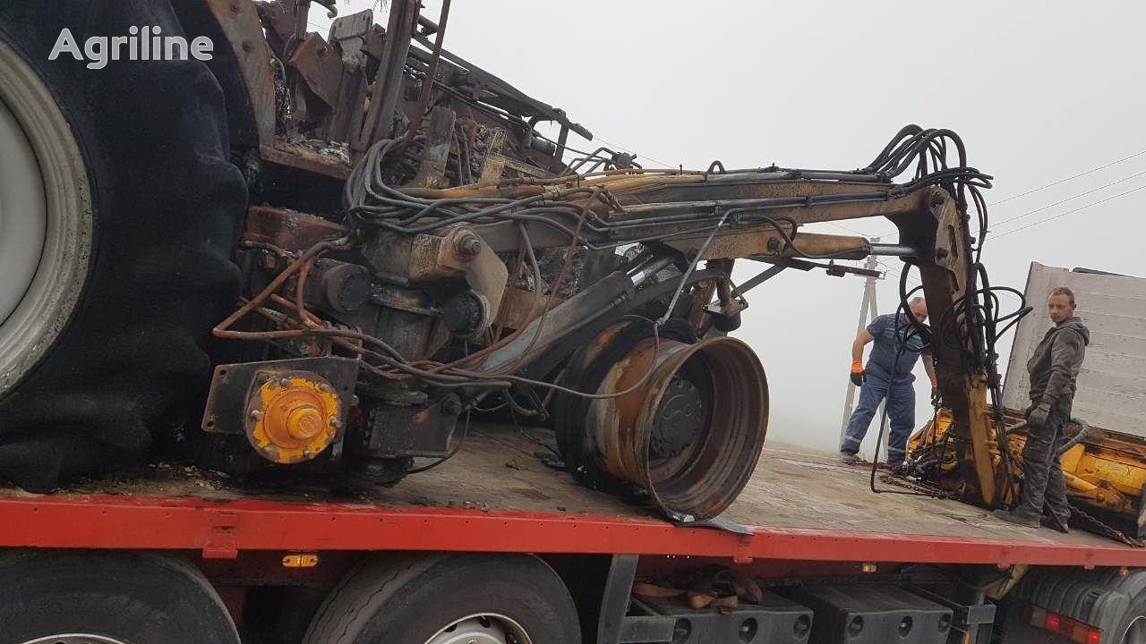 CASE IH 185 PUMA Radtraktor für Ersatzteile