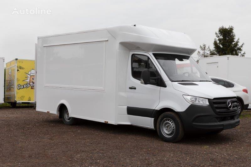 neuer MERCEDES-BENZ 314  Verkaufswagen < 3.5t
