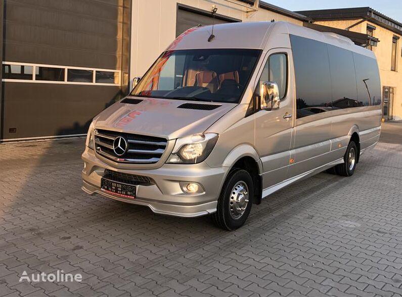 MERCEDES-BENZ 519 XXL-Komfort,Telma 22+1+1 Panorama  Reisebus