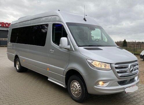 neuer MERCEDES-BENZ 516 CDI 09 Sprinter Standardausführ. 20 Pl Schalt. Bj 2020 Reisebus