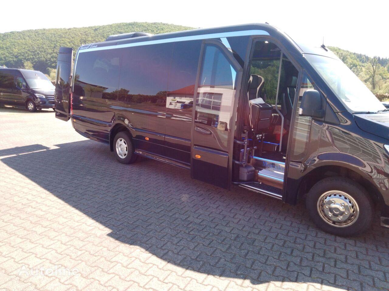 MERCEDES-BENZ 516CDI05 Sprinter 907 XXL Panor-Komfort Automatik 24 Pl XXL Reisebus