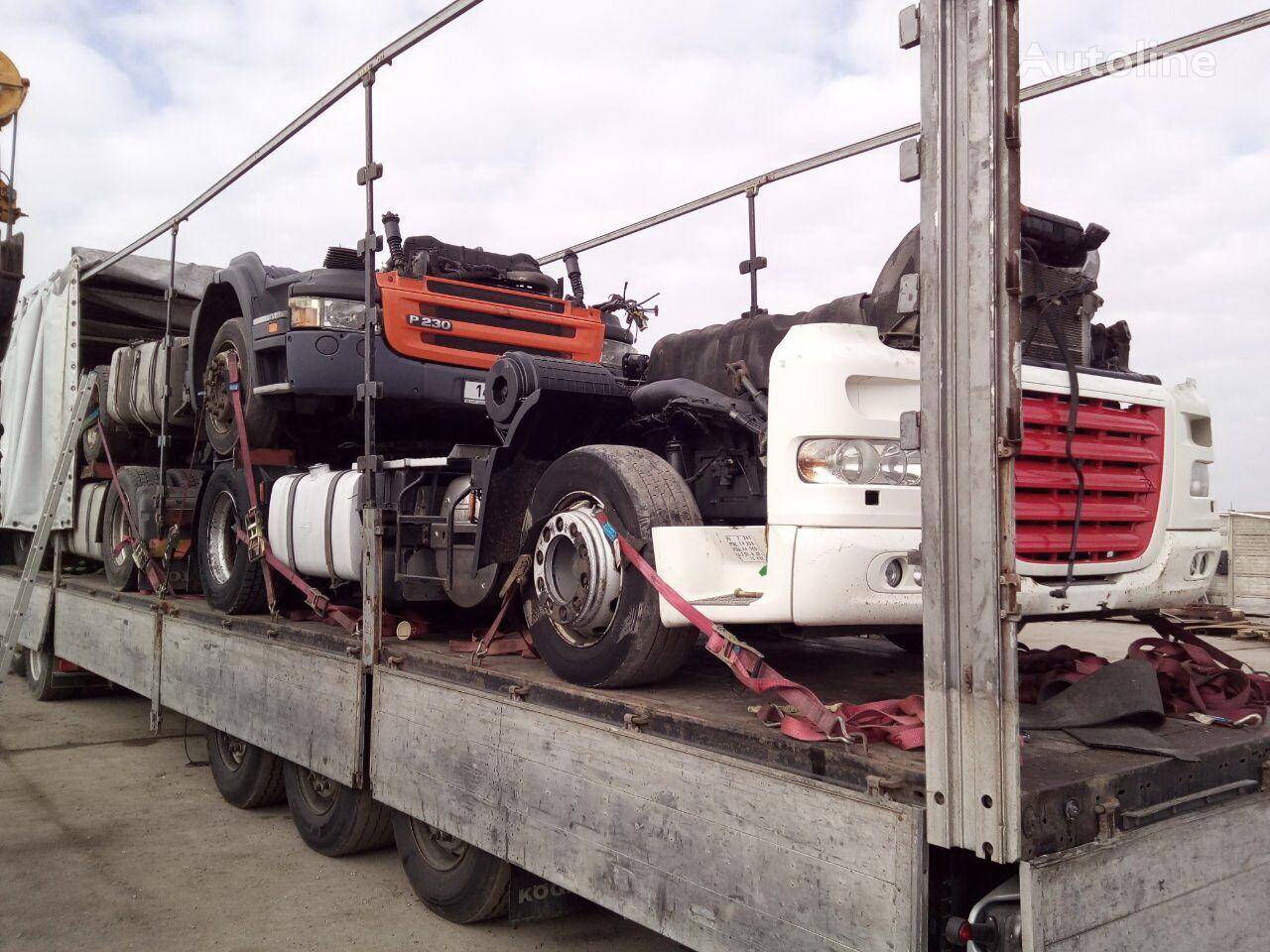 DAF XF105 Sattelzugmaschine für Ersatzteile