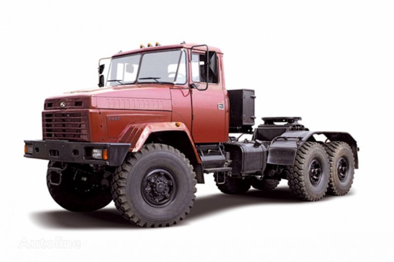 neue KRAZ 6446 tip 2 Sattelzugmaschine