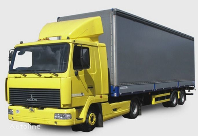 neue MAZ 447131 Sattelzugmaschine