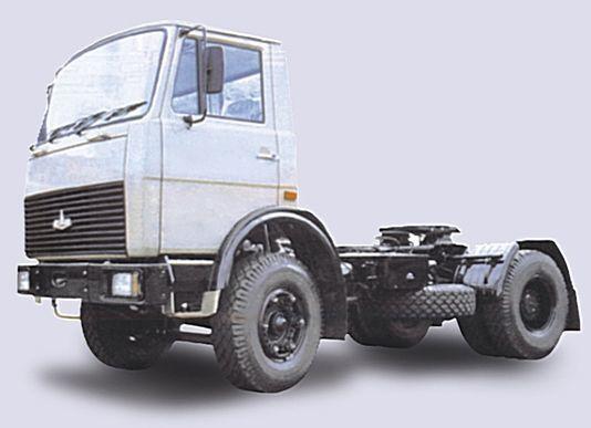 neue MAZ 5433 Sattelzugmaschine