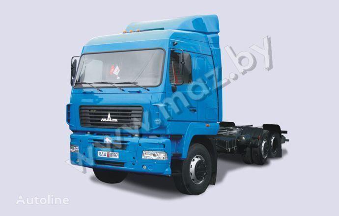 neue MAZ 6310 Sattelzugmaschine
