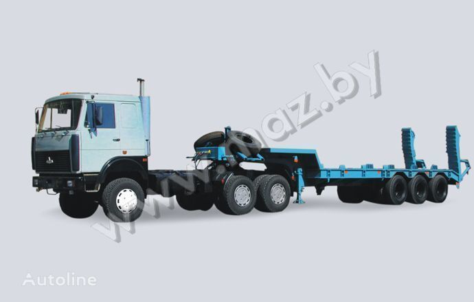 neue MAZ 6425 (05, 08) Sattelzugmaschine
