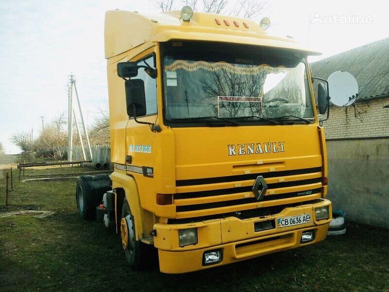RENAULT Major 385 Sattelzugmaschine