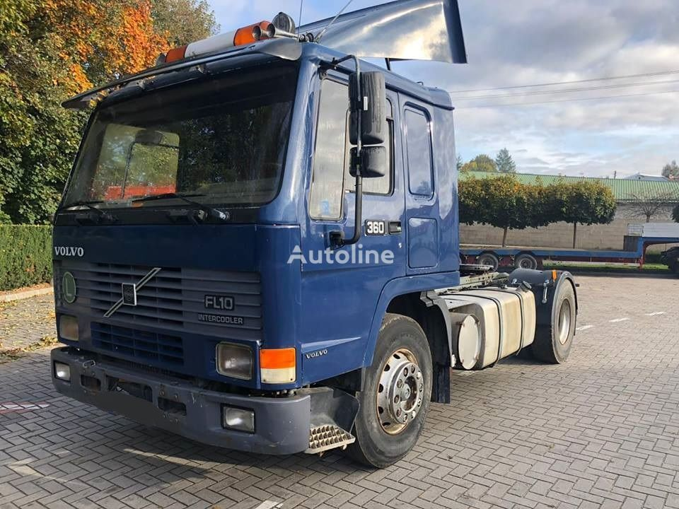 VOLVO Fl10 360 one hand, perfect condition Sattelzugmaschine