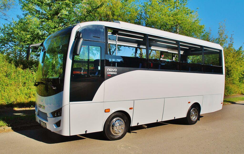 neuer ISUZU NOVO CABRIO EVO II Sightseeing Bus